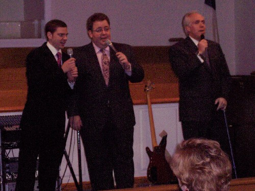 <!-- x -->Mark Trammell Singing and Lunch